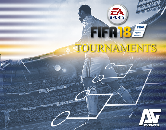 Bespoke FIFA Tournaments every week