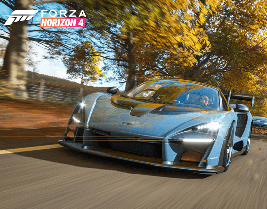 Join us for regular Forza Horizon 4 events